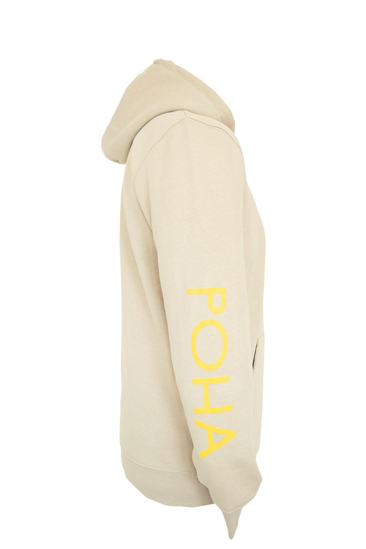 POHA hoodie side